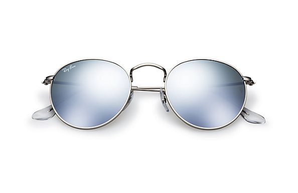 Ray-Ban 0RB3447 - ROUND FLASH LENSES SUN   Boutique en ligne Ray-Ban  officielle d3c7591b9568