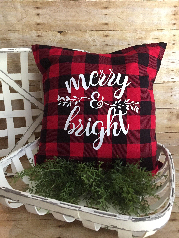 Pin by Heather Pfeifer on Fa-la-la-la-la ... | Christmas pillow