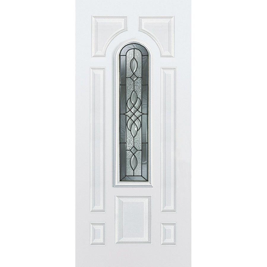 Shop Reliabilt Center Arch Lite Prehung Inswing Steel Entry Door