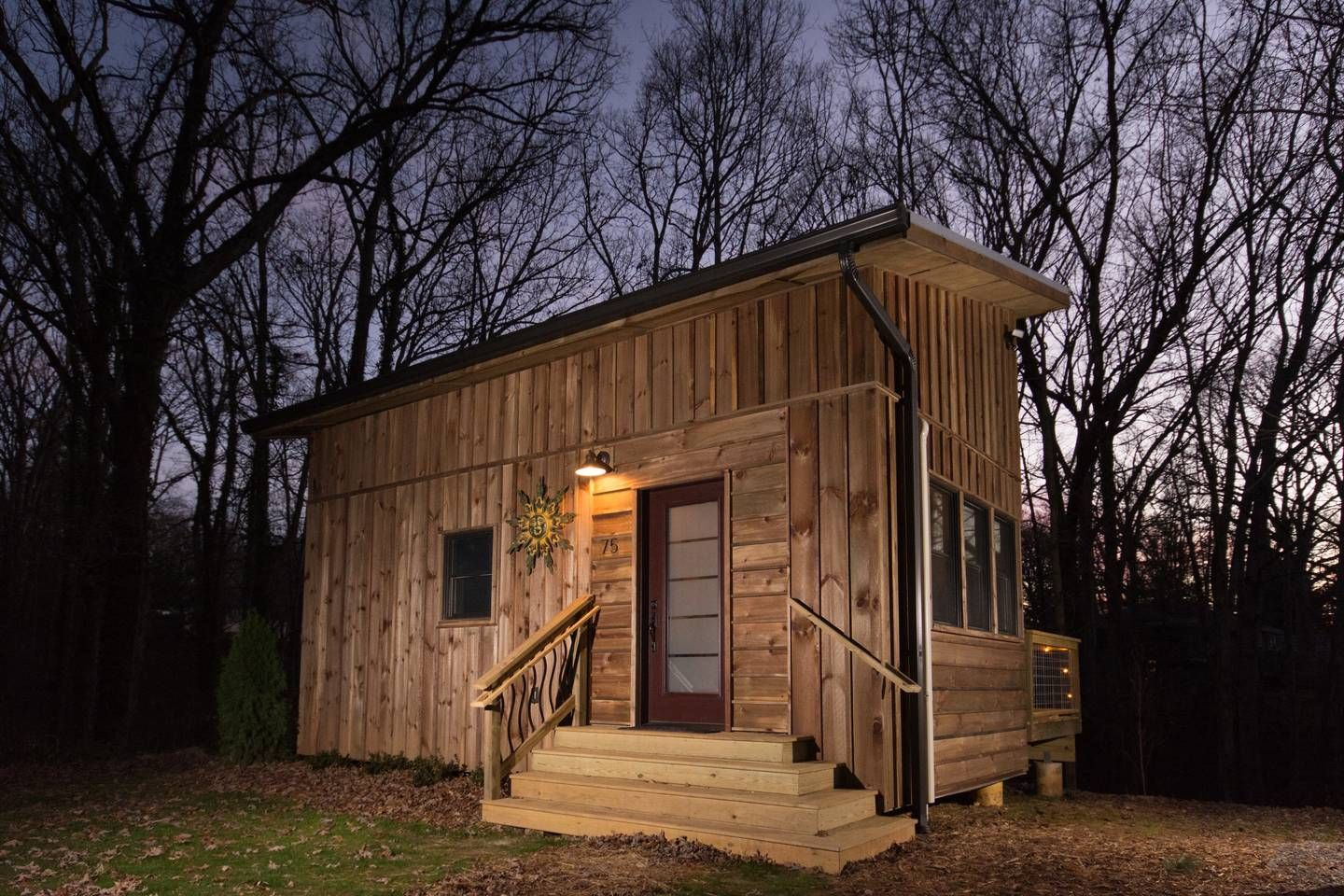 New Tiny House Near Downtown And Blue Ridge Tiny Houses