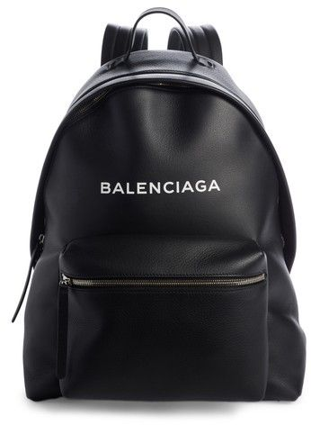 16e8c6b5d Balenciaga Everyday Calfskin Backpack Curtidas, Bolsa Mochila, Hermes,  Couro De Seixos, Bolsas