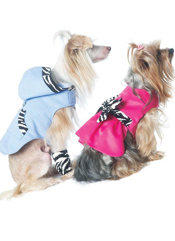 Sewing Pattern for Dog Clothes,Dog Vest,Dog Coats,Dog PJs, Dog Leg ...