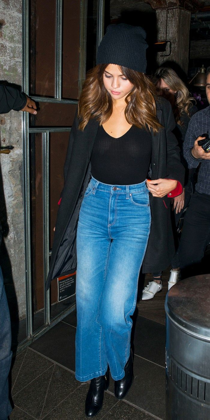 1522eaffdd4 The Jeans That Will Make You Break Up With Your Skinnies via  WhoWhatWear