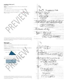 90 Differentiated Quizzes with Pacing Guide for