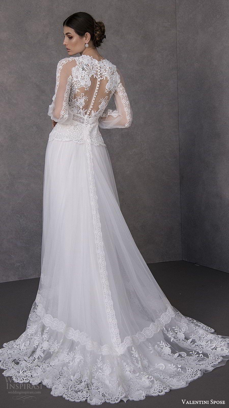 Valentini Spose Spring 2020 Wedding Dresses in 2020