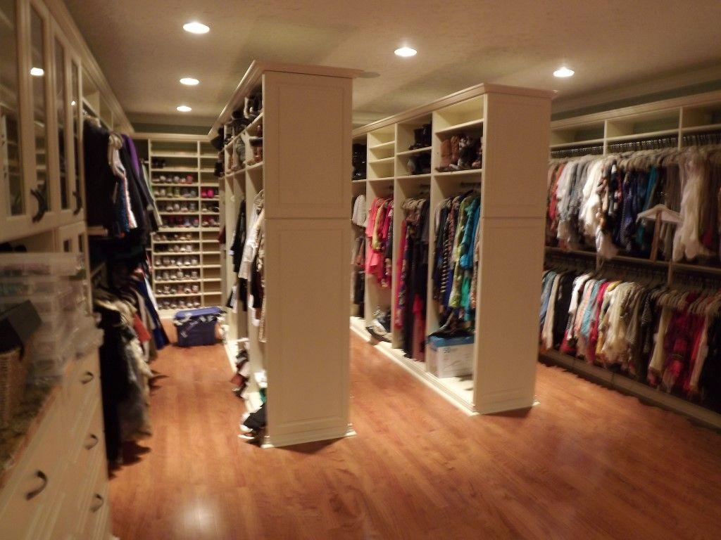 6 Ways To Customize Closets With Louisiana Custom Closets .