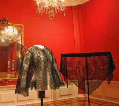 Historia de la Moda y los Tejidos: LA ROBE DE STYLE