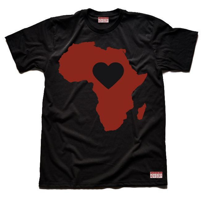 afrilove. Going to purchase this tee!!!