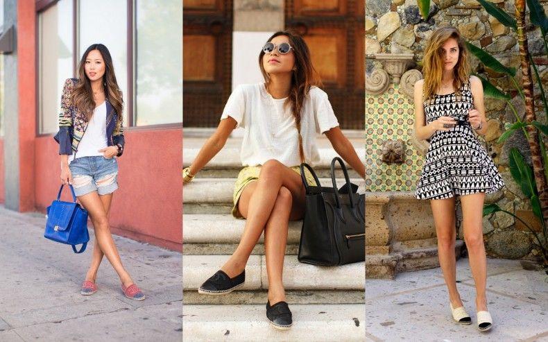 alpargatas urbanas outfit mujer - Buscar con Google