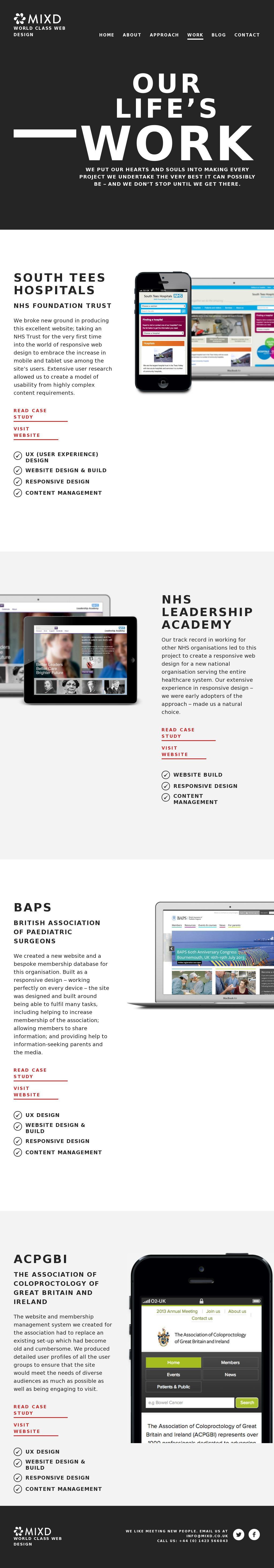 Http Www Mixd Co Uk Work Web Design App Design Design