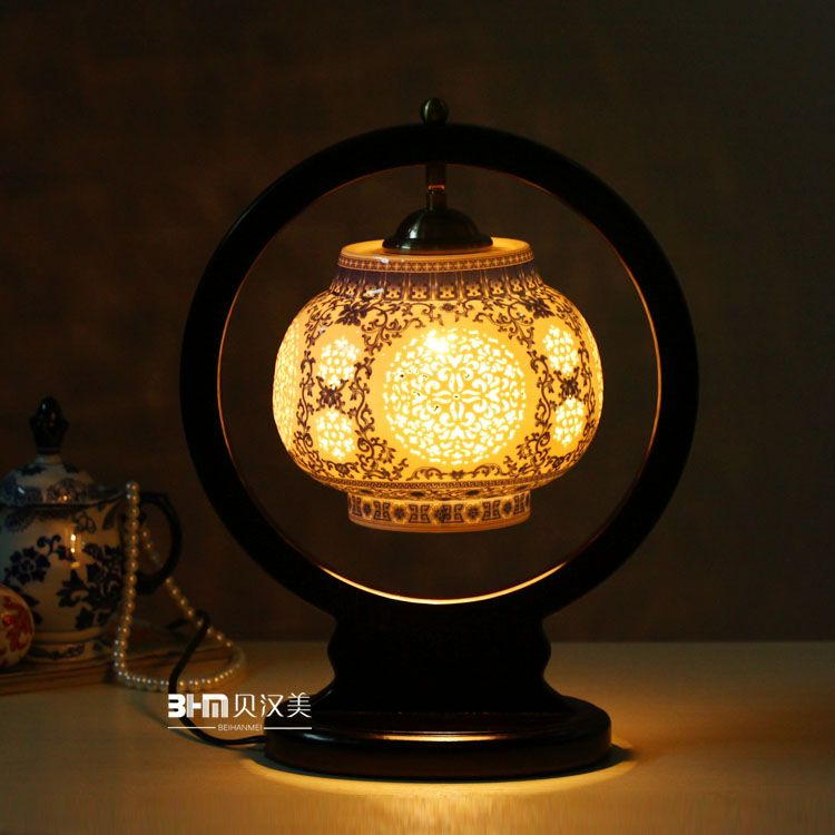 Modern decoration table lamp table lamp bedroom bedside lamp