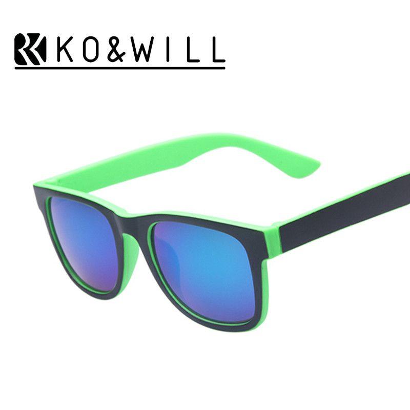 KOWILL Sport Sunglasses Men Reflective Coating Square Sun Glasses Women Brand Designer Oculos De Sol 1080  #style #beard #retro #fashion #life #prohibition #bearded #vintage