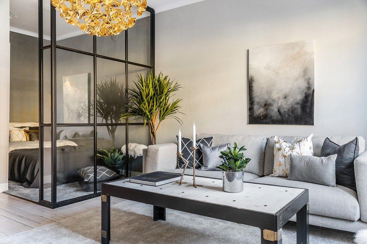Détails de luxe dans un petit appartement - PLANETE DECO a homes ...
