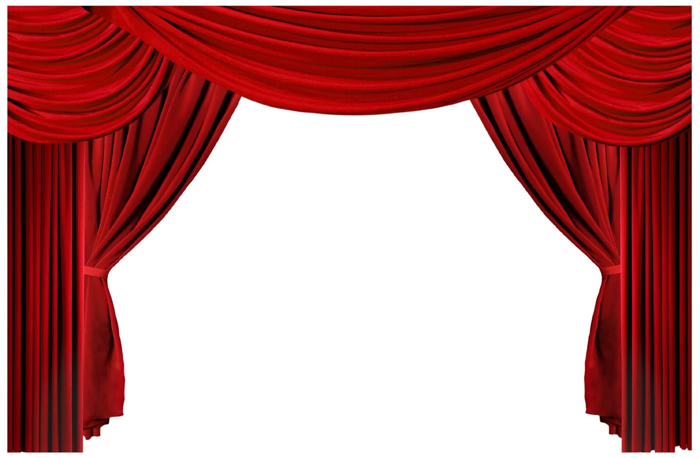 Red Curtain Curtain 11054 Stage Curtains Red Curtains Theatre