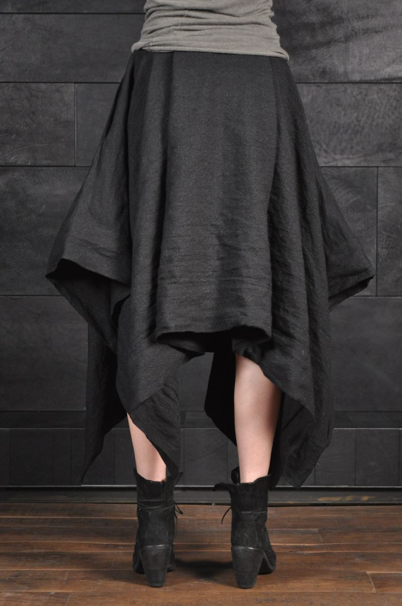 Pinterest sewing project rectangle skirt wool skirts fabrics sew two rectangular fabric pieces at the length but leave a hemmed hole jeuxipadfo Choice Image