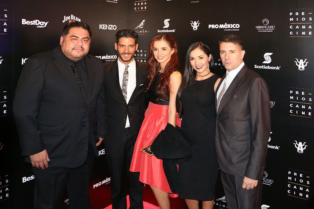 ¿Te gusta apoyar al cine Mexicano? ¡A nosotros también!  El pasado 8 de julio fuimos patrocinadores de la entrega de los Premios Canacine 2015, conoce más detalles sobre este evento.