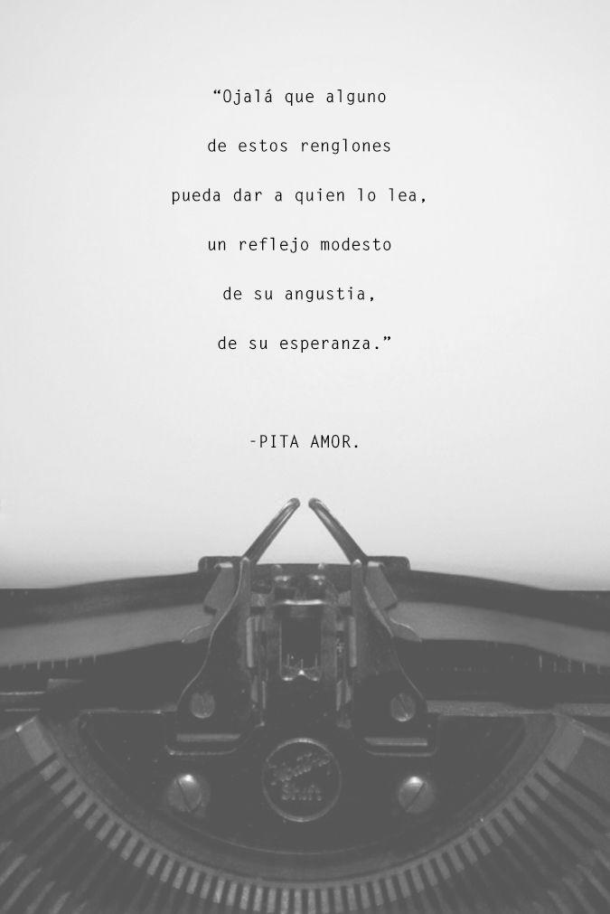 Pita Amor Poeta Mexicana Angustia Esperanza Poetiza Mujer