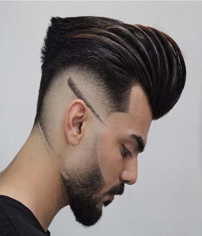 Good To Mix A Bit Of Modern With A Bit Of Retro Mens Hairstyles Hair Styles Mens Hairstyles Short