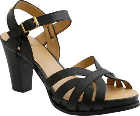 Bass Liana Women's Sandal (Black)