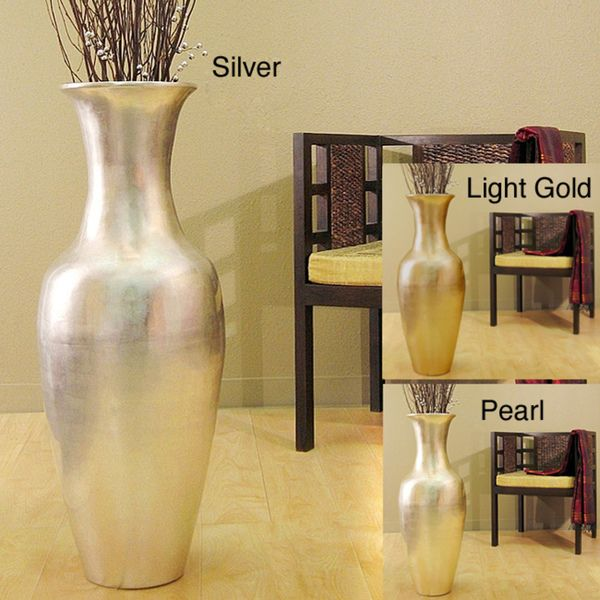 Pin By Ellen Eckels On Design Decor Tall Floor Vases Tall Vases Floor Vase
