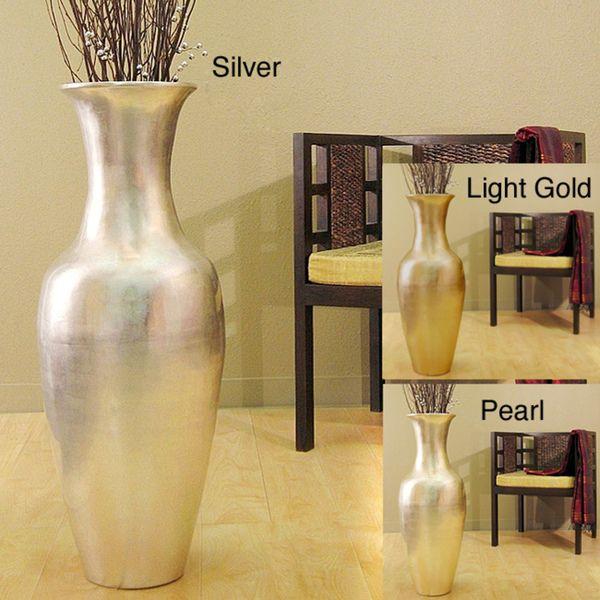 Pin By Ellen Eckels On Design Decor Tall Vases Tall Floor