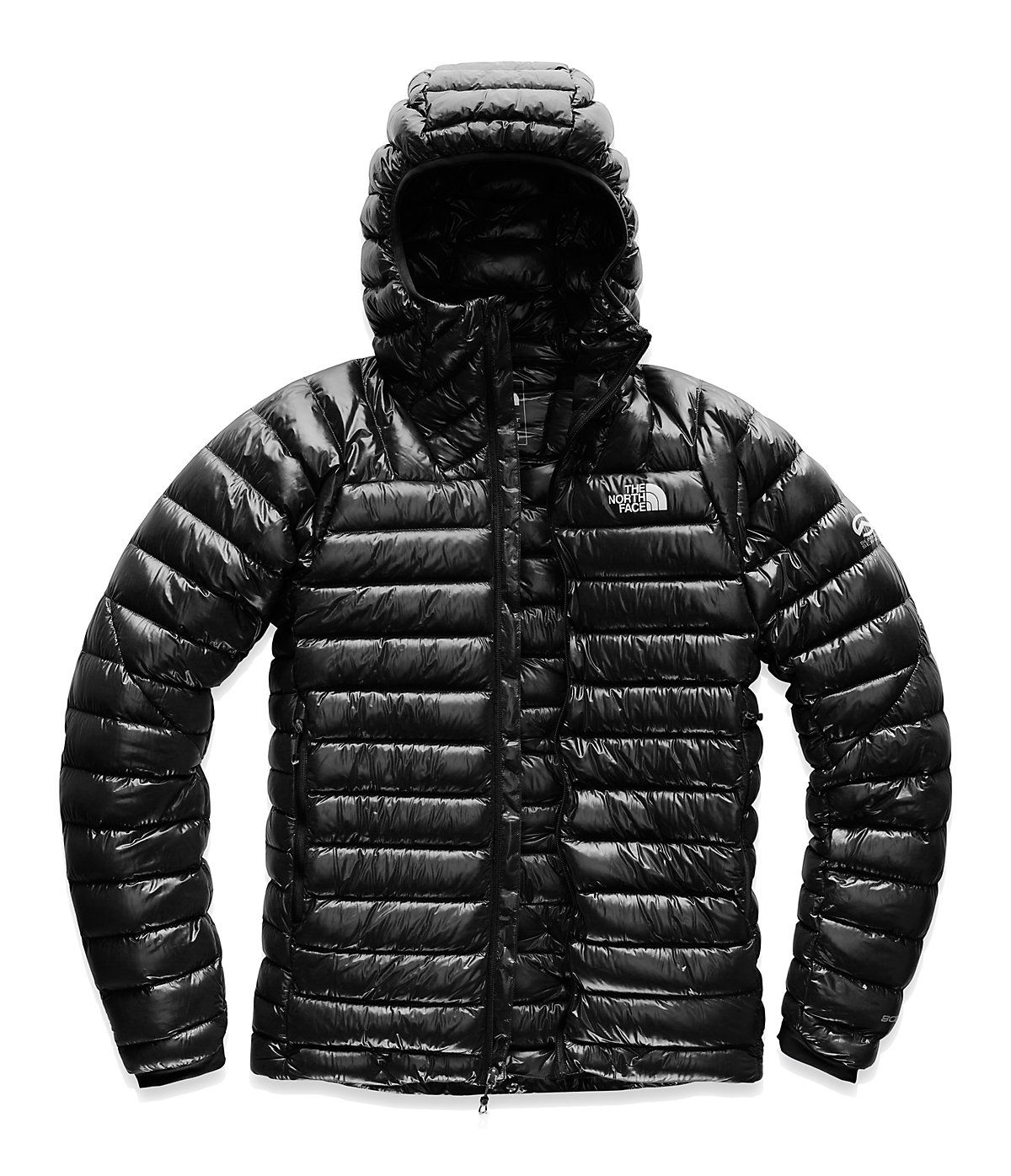 Men S Summit L3 Down Hoodie The North Face North Face Jacket Mens Winter Outfits Men Mens Black Jacket [ 1396 x 1200 Pixel ]