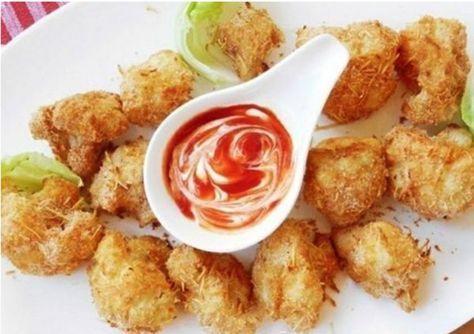Chutný karfiol bez smaženia sa stane zaručene vaším novým obľúbeným jedlom!