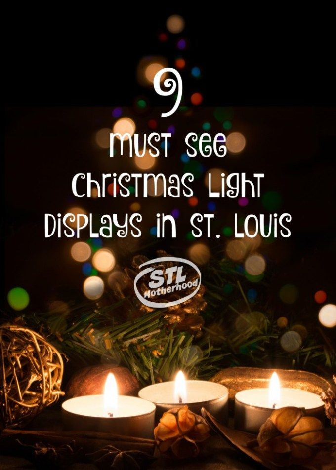 Christmas Light Displays In St Louis.Don T Miss These 11 Awesome St Louis Christmas Lights