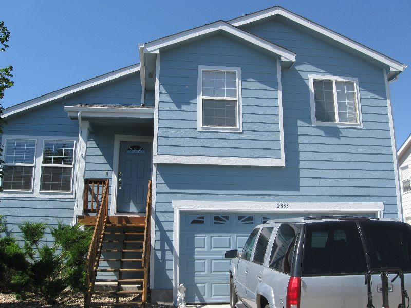 Residential Painting   Fort Collins Residential House Painters