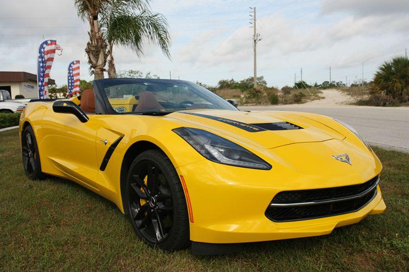 2014 Convertible C7 Corvette Stingray American Car Craft Corvette Stingray Corvette Corvette Accessories