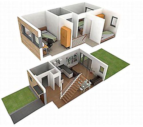 come si costruisce una casa in classe a - Cerca con Google ...