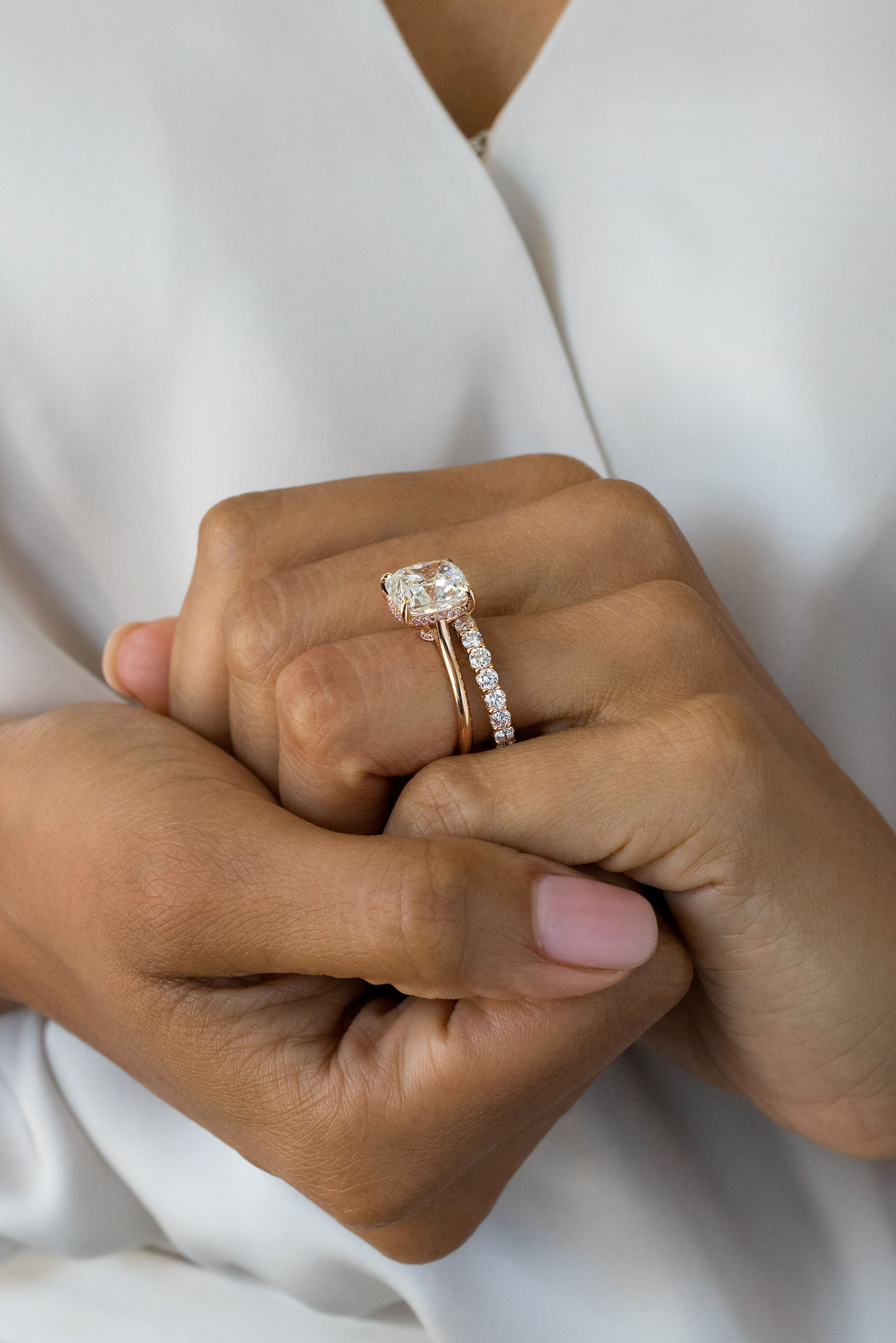 Pin On Jean Dousset S Iconic Chelsea Engagement Ring