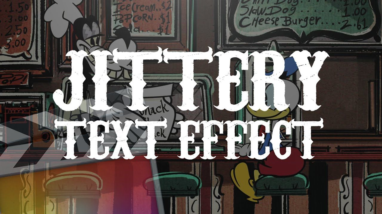 How To Create Jittery Text - Final Cut Pro X | Final Cut Pro | Final