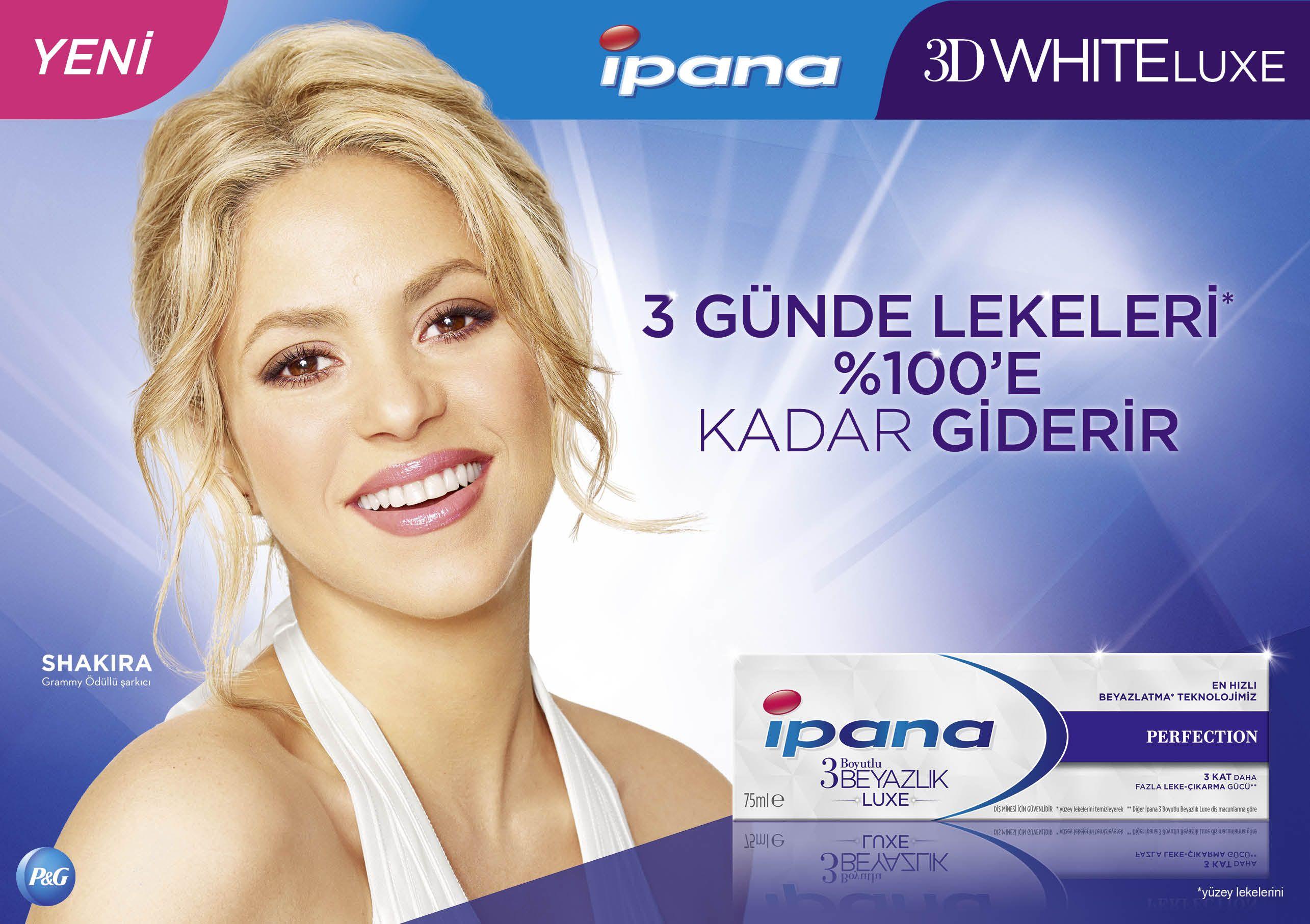 Sinem Pehlivan: İpana Luxe Perfection Beyazlatıcı Diş Macunu yorum...