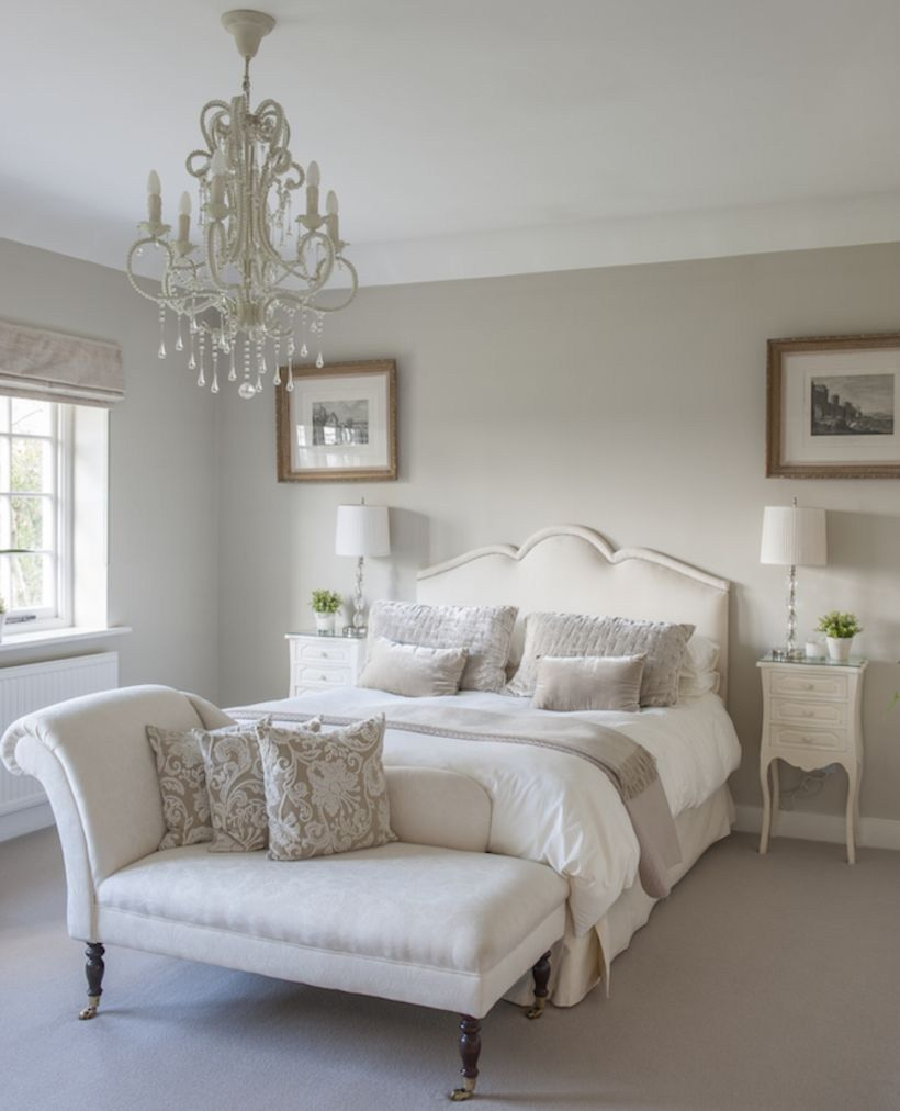 Beautiful French Bedroom Designs Ideas 4