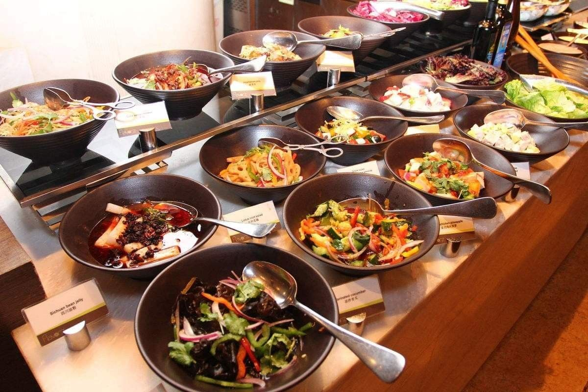 Catering Buffet Style For Wedding With Images Wedding Buffet