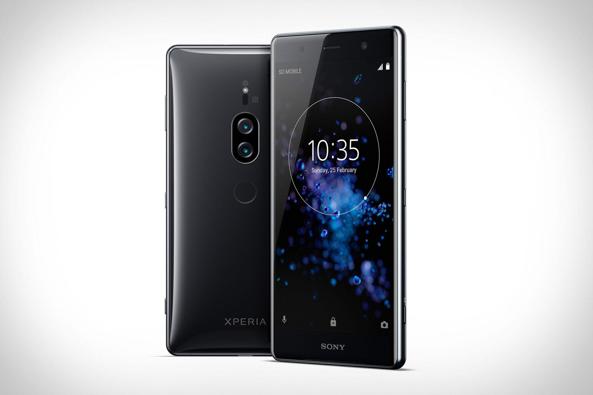 Sony Xperia Xz2 Premium Smartphone Premium Smartphone Smartphone Sony Xperia