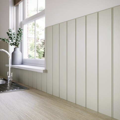 Choose Our Mdf Tongue And Groove Wall Panelling To Create A Refined Classic Look In A Home Mdf Wall Panels Tongue And Groove Walls Wall Paneling