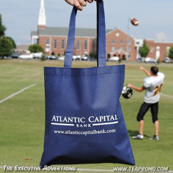Promotional NonWoven Expo Economy Tote Bag | Customized NonWoven Expo Economy Tote Bag | Promotional Tote Bags