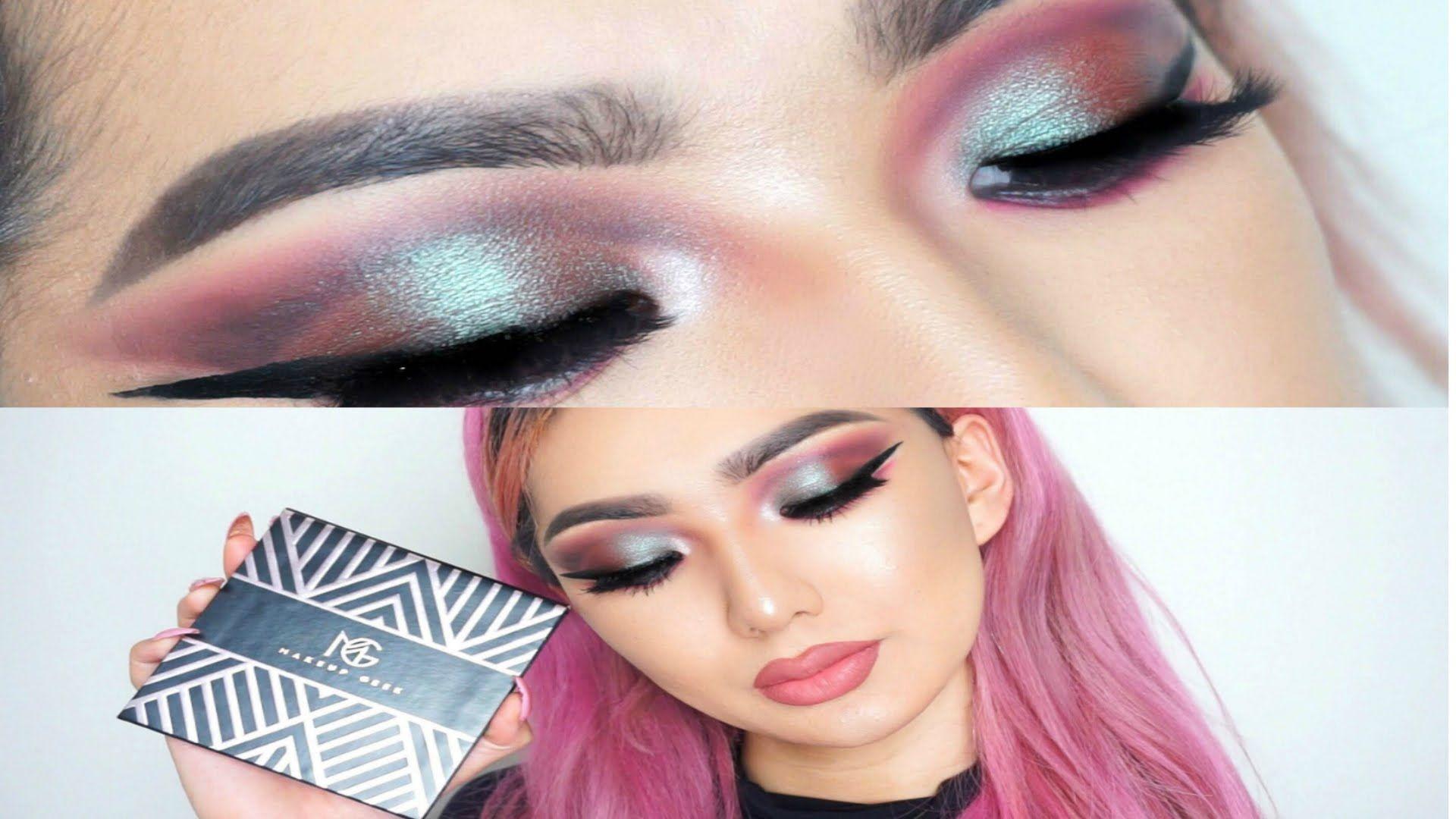 NEW MannyMua X MakeupGeek Palette My Opinion/Tutorial
