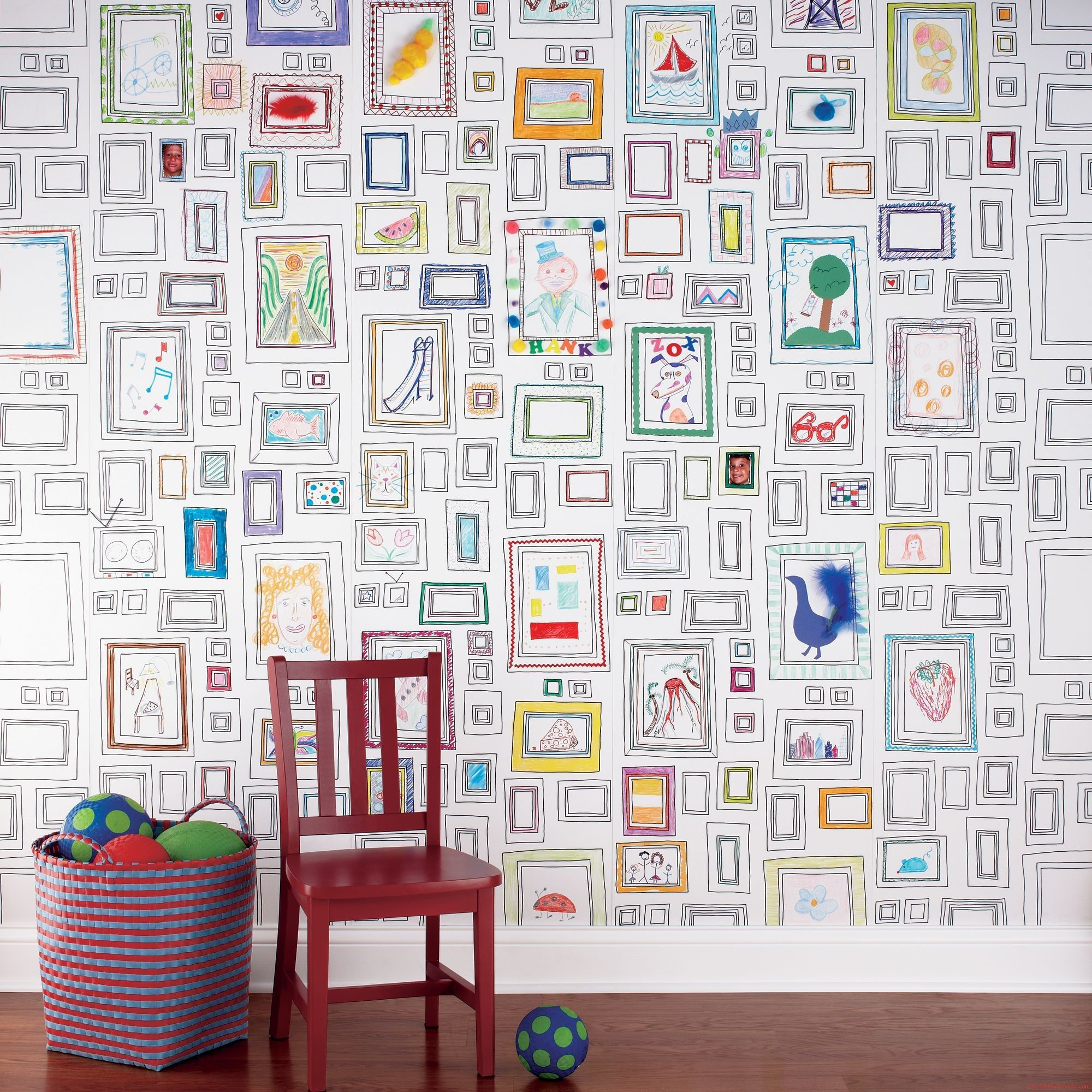 Wall Drawing Ideas Warm Home Design