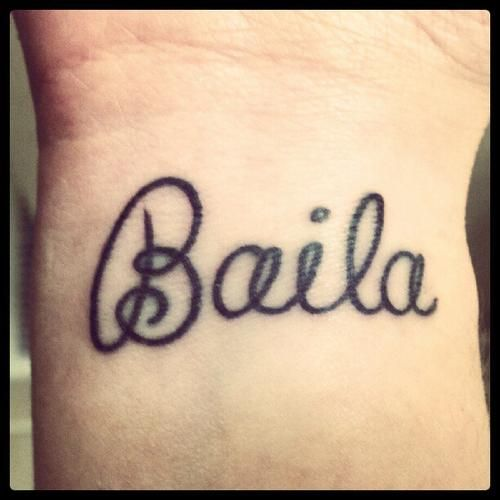 Zumba Tattoo Ideas: Tattoos, Tattoo Quotes
