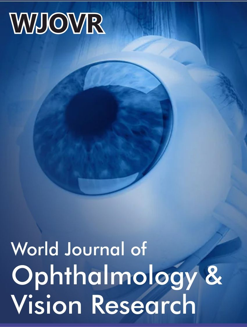 Relationship between Intra Ocular Pressure and Visual