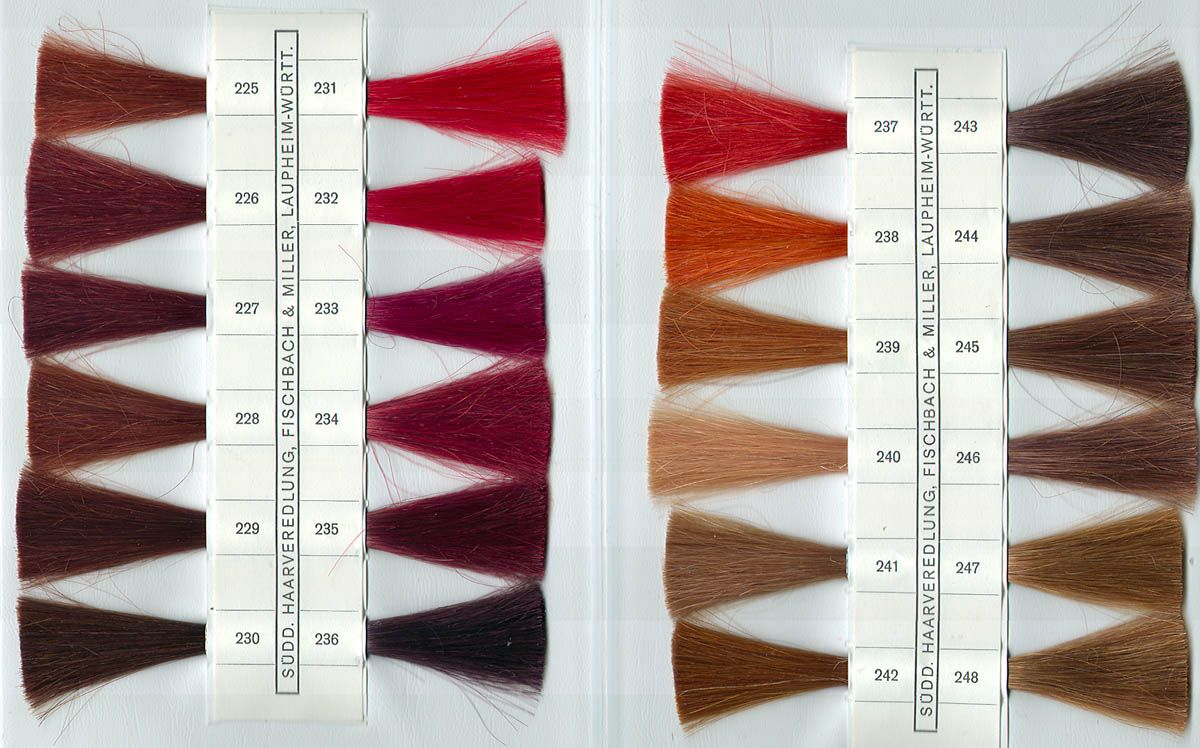 Redken Red Hair Color Chart Ottodeemperor