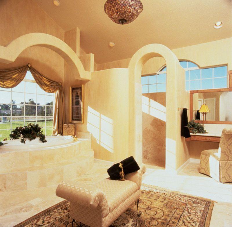 Trenton Park Tudor Style Home | Luxury master bathrooms ...
