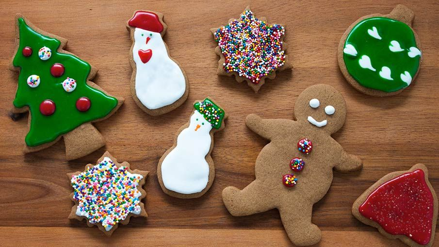 A tasty recipe from Walmart.ca Gingerbread Men Cookies