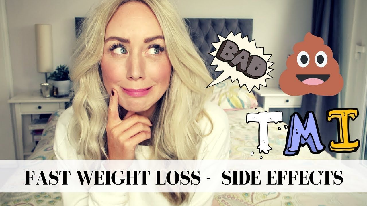 1:1 Diet (formally Cambridge Weight Plan) Side Effects TMI !!! | SJ STRUM