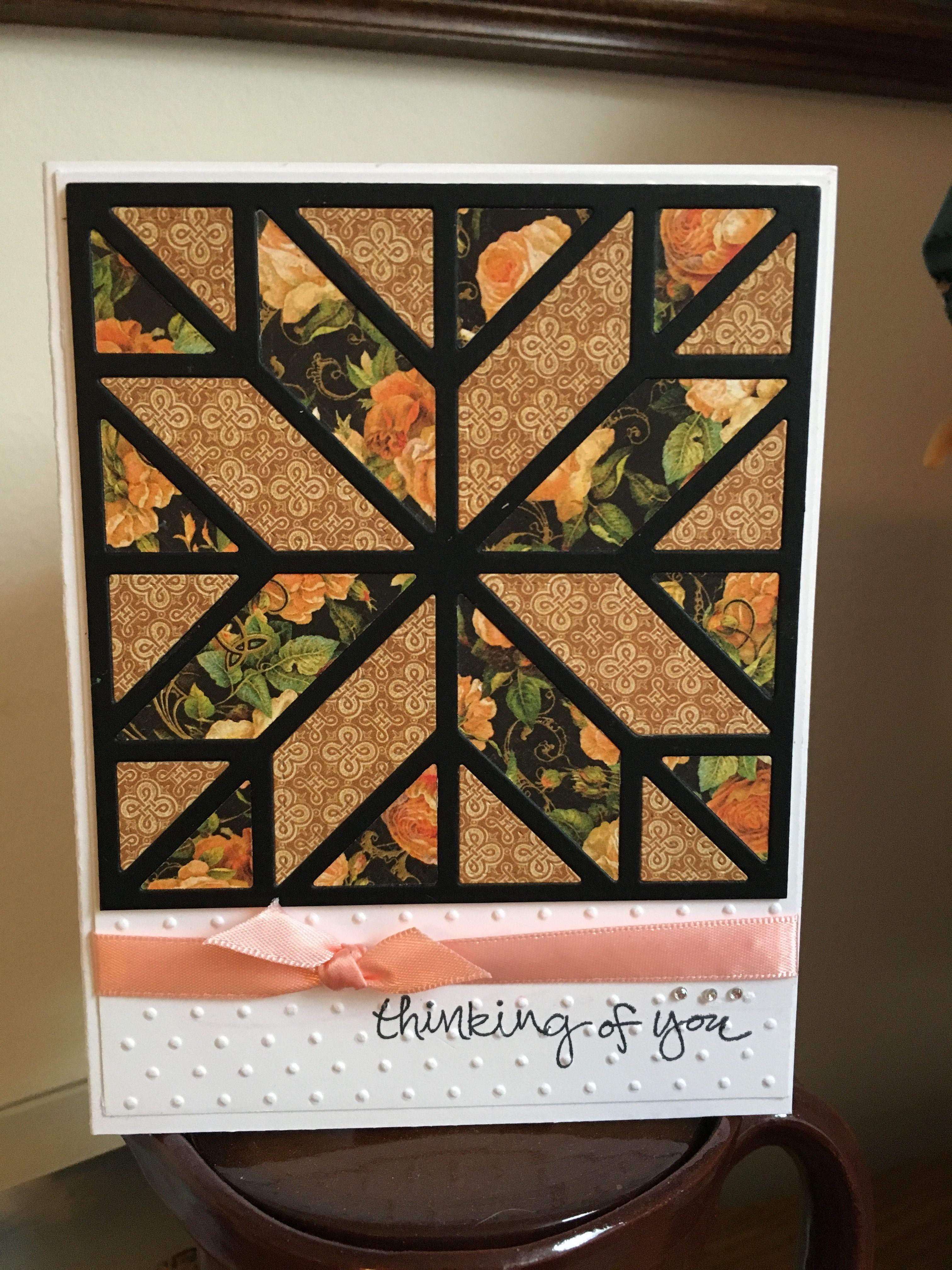 Pin de Cheryl Menzel en My Quilt Cards | Pinterest
