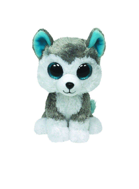 TY Beanie Boos Slush Husky Toys & Games