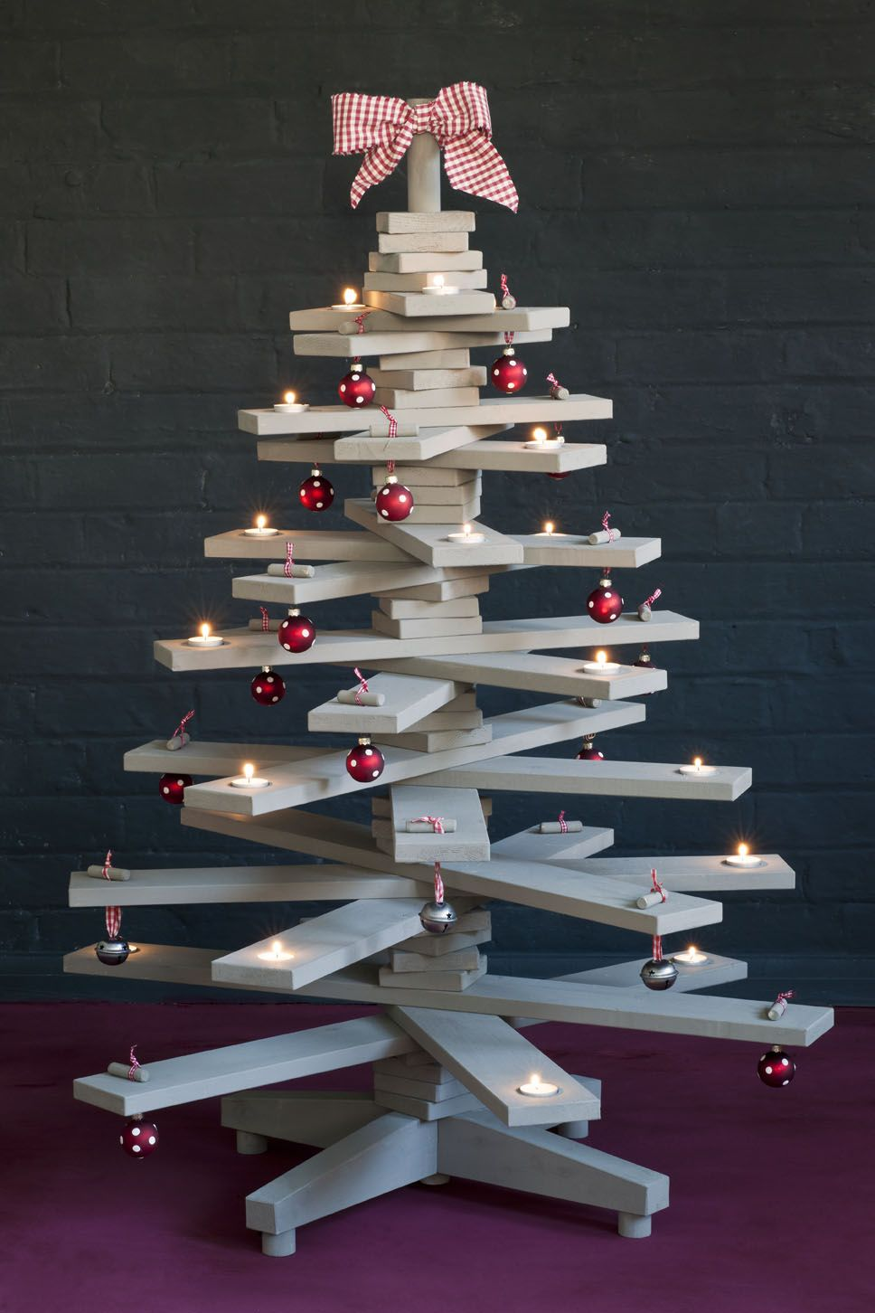 Paint your own Annie Sloan Christmas tree | DIY | Pinterest ...